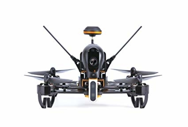 Walkera F210 racing drone review