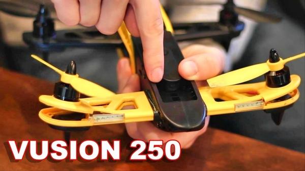 RISE Vusion 250 Race Quad RTF