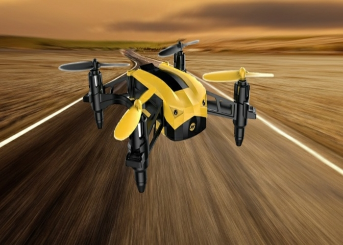 Bolt Bee Flying Drone Review