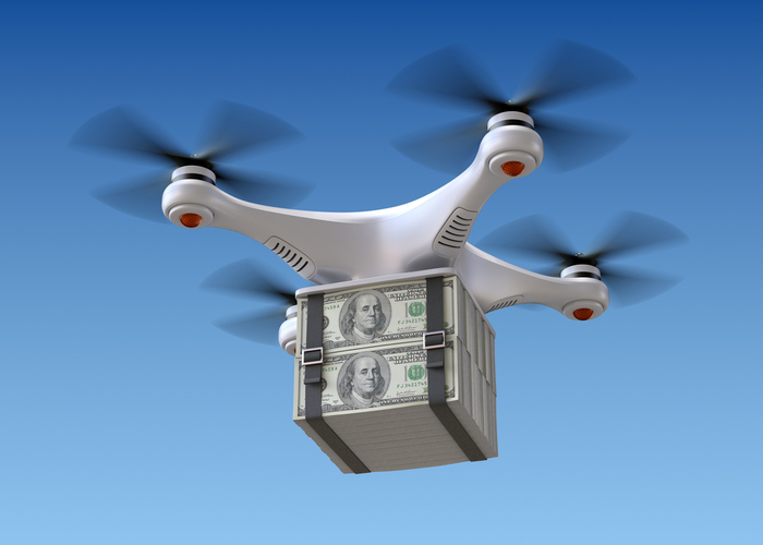 12 Ways Of Using Flying Drones For Money