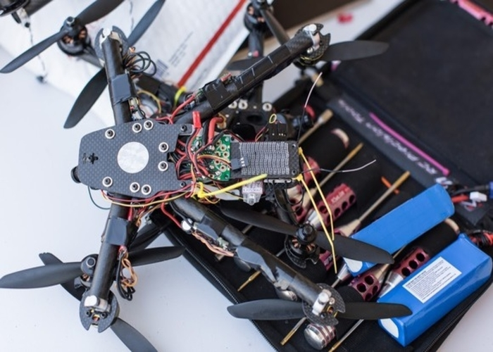 drone parts and components