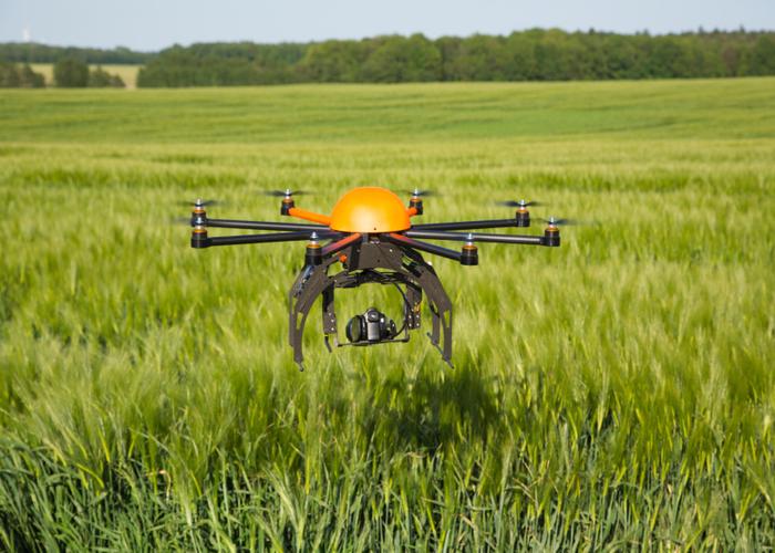 farming drones