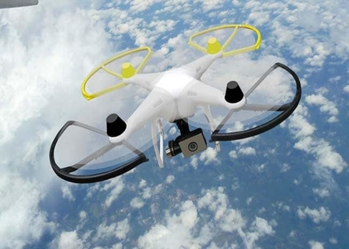 How Far Can Drones Fly?