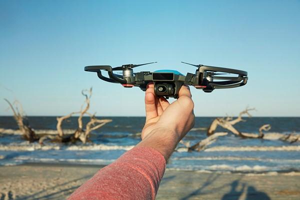 drone fishing benefits