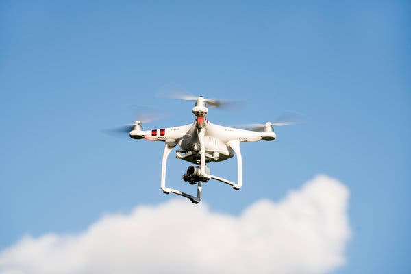 drone safety rules