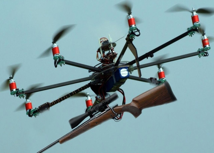 The Moral Dilemma Of Using Drones For Hunting