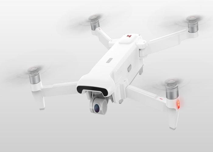 FIMI X8 SE 5KM FPV Drone Review