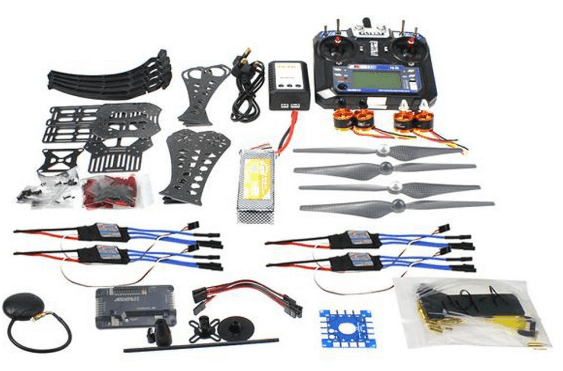 Do It Yourself Drone Kit